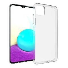 Accezz TPU Clear Cover Samsung Galaxy A22 (5G) - Transparent