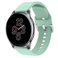 iMoshion Silikonband für die OnePlus Watch - Türkis