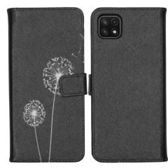 iMoshion Design TPU Booktype Hülle Galaxy A22 (5G) - Dandelion