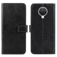 iMoshion Luxuriöse Buchtyp-Hülle Nokia G10 / G20 - Schwarz