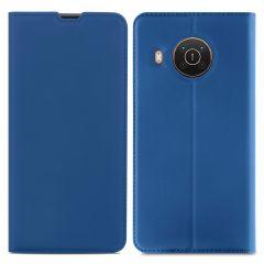 iMoshion Slim Folio Booklet Nokia X10 / X20 - Blau
