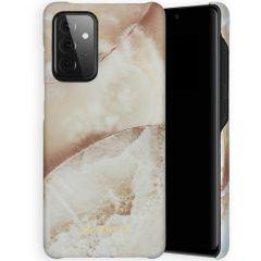 Selencia Maya Fashion Backcover Samsung Galaxy A72 - Earth White