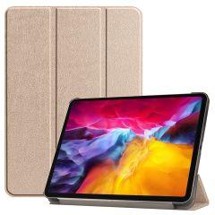 iMoshion Trifold Bookcase iPad Pro 11 (2018-2021) - Gold