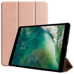 iMoshion Trifold Bookcase iPad Air 10.5 / iPad Pro 10.5 - Rosegold