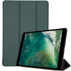 iMoshion Trifold Bookcase iPad Air 10.5 / iPad Pro 10.5 - Dunkelgrün