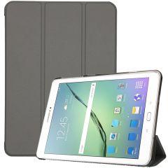 iMoshion Trifold Bookcase Samsung Galaxy Tab S2 9.7 - Grau