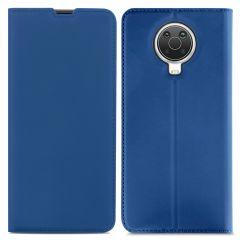 iMoshion Slim Folio Booklet Nokia G10 / G20 - Blau