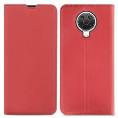 iMoshion Slim Folio Booklet Nokia G10 / G20 - Rot