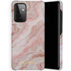 Selencia Maya Fashion Backcover Galaxy A52(s) (5G/4G) - Marble Rose