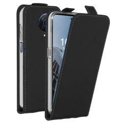 Accezz Flip Case für das Nokia G10 / G20 - Schwarz