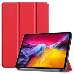 iMoshion Trifold Bookcase iPad Pro 11 (2018-2021) - Rot