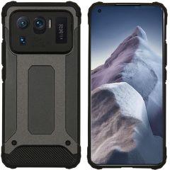 iMoshion Rugged Xtreme Case Xiaomi Mi 11 Ultra - Schwarz