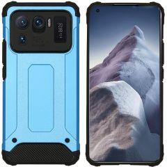 iMoshion Rugged Xtreme Case Xiaomi Mi 11 Ultra - Hellblau