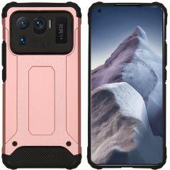 iMoshion Rugged Xtreme Case Xiaomi Mi 11 Ultra - Roségold