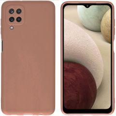 iMoshion Color TPU Hülle für das Samsung Galaxy A12 - Taupe