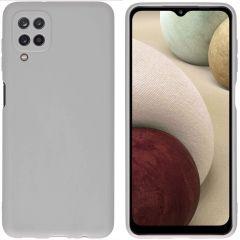 iMoshion Color TPU Hülle für das Samsung Galaxy A12 - Grau