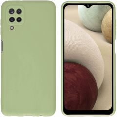 iMoshion Color TPU Hülle für das Samsung Galaxy A12 - Olive Green