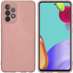 iMoshion Color TPU Hülle Galaxy A52(s) (5G/4G) - Dusty Pink