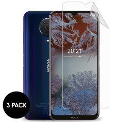 iMoshion Displayschutz Folie 3er-Pack Nokia G10 / G20