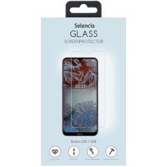 Selencia Displayschutz aus gehärtetem Glas Nokia G10 / G20