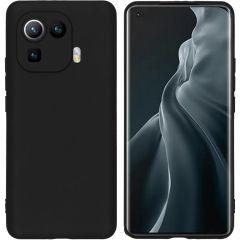 iMoshion Color TPU Hülle für das Xiaomi Mi 11 Pro - Schwarz