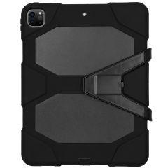 Extreme Protection Army Case iPad Pro 12.9 (2021) - Schwarz