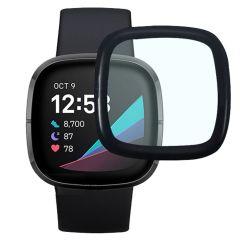 iMoshion 3 Pack Displayschutz Fitbit Versa 3