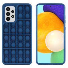 iMoshion Pop It Fidget Toy - Pop It Hülle Galaxy A52(s) (5G/4G)