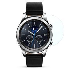 iMoshion 2Pack Glass Bildschirmschutzfolie Samsung Galaxy Gear S3