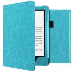 iMoshion Vegan Leather Booktype Amazon Kindle 10 - Hellblau