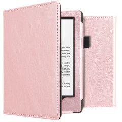 iMoshion Vegan Leather Booktype Amazon Kindle 10 - Roségold