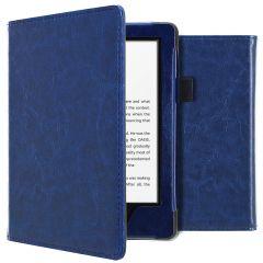 iMoshion Vegan Leather Booktype Amazon Kindle 10 - Dunkelblau