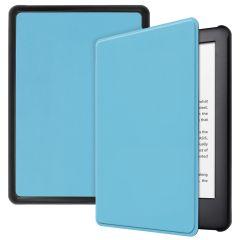 iMoshion Slim Hard Case Booktype Amazon Kindle 10 - Hellblau
