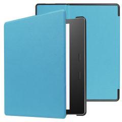 iMoshion Slim Hard Case Booktype Amazon Kindle Oasis 3 - Hellblau
