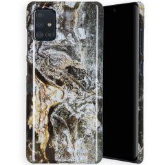 Selencia Maya Fashion Backcover Samsung Galaxy A41 - Quartz Black