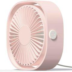 iMoshion USB Schreibtischventilator - Rosa