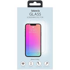 Selencia Displayschutz aus gehärtetem Glas iPhone 13 / 13 Pro