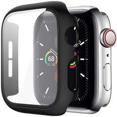 iMoshion Hard Case + Displayschutzfolie Apple Watch Serie 1-3 42 mm
