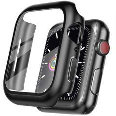 iMoshion Hard Case + Displayschutzfolie Apple Watch 4-6 / SE 40 mm