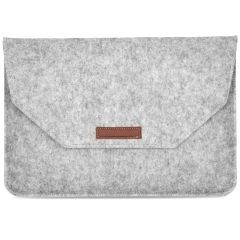 iMoshion Vilten Soft Sleeve 13 Zoll - Grau