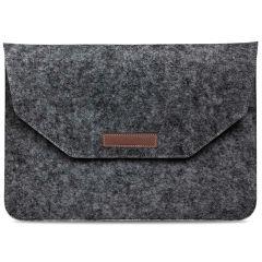 iMoshion Vilten Soft Sleeve 15 Zoll - Dunkelgrau