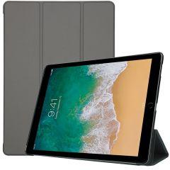 iMoshion Trifold Bookcase iPad Pro 12.9 / Pro 12.9 (2017) - Grau