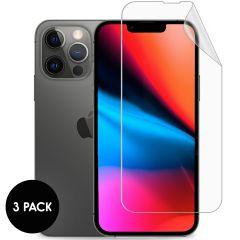 iMoshion Displayschutz Folie 3-Pack iPhone 13 Pro Max