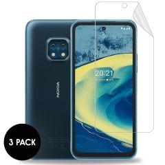 iMoshion Displayschutz Folie 3er-Pack für das Nokia XR20