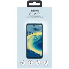 Selencia Displayschutz aus gehärtetem Glas Nokia XR20