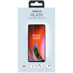 Selencia Displayschutz aus gehärtetem Glas OnePlus Nord 2