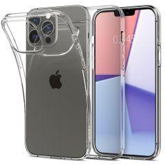 Spigen Liquid Crystal Case für iPhone 13 Pro - Transparent